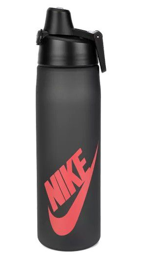 Garrafa Squeeze Hydro Flow Futura Water Bottle 625 ml Nike  - REAL ESPORTE