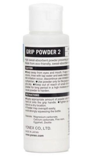 Grip Yonex Powder 2  - Talco  - REAL ESPORTE