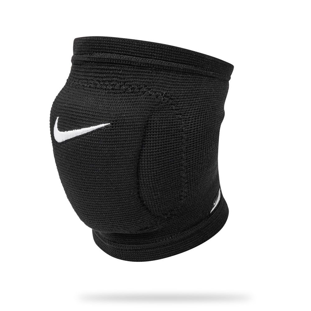 Joelheira Volei  Nike Streak Volleball Knee Pad Tam: M - Preto  - REAL ESPORTE