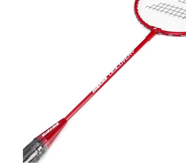 Kit Badminton Babolat Leisure  Com 2 Raquetes 2 Petecas  - REAL ESPORTE