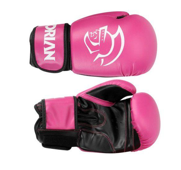 Kit Boxe Muay Thai First Pretorian  - REAL ESPORTE