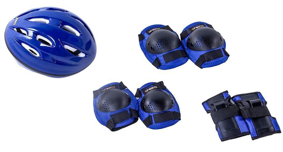Kit Super Proteção Bel Sports - Azul  - REAL ESPORTE