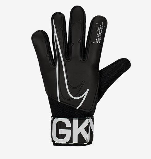 luva de goleiro Nike GK Match  - REAL ESPORTE
