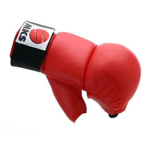 Luva de Karate Mks Competition  - REAL ESPORTE
