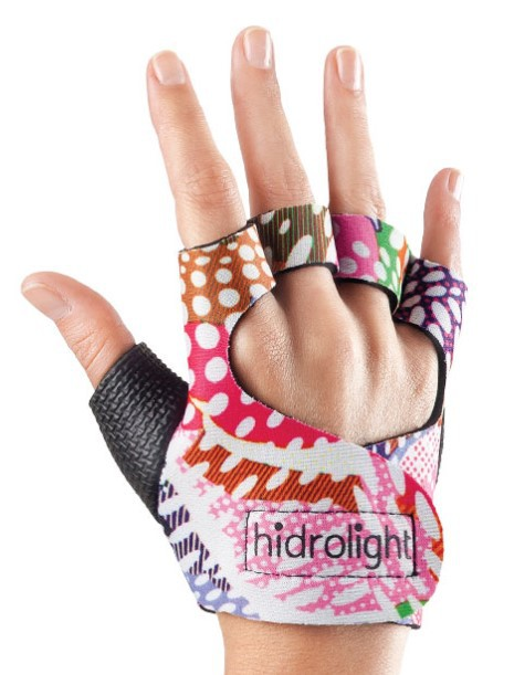 Luva de Neoprene Hidrolight - Colorful  - REAL ESPORTE