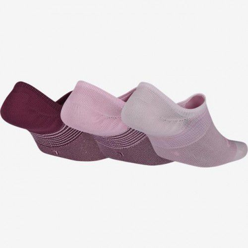 Meia Nike Everyday Plus  (3 pares)     - REAL ESPORTE