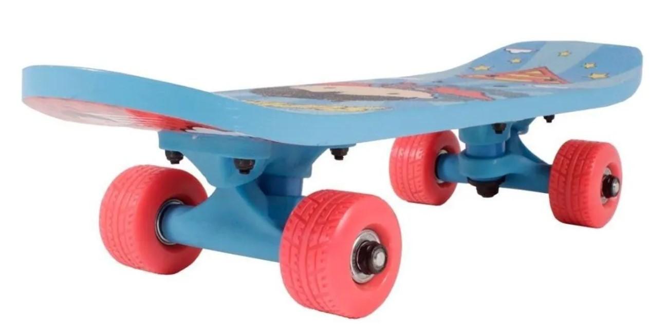 Mini Skateboard DC Comics   - REAL ESPORTE