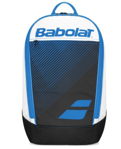 Mochila Babolat Backpack Classic Club Blue - Azul/Branco  - REAL ESPORTE