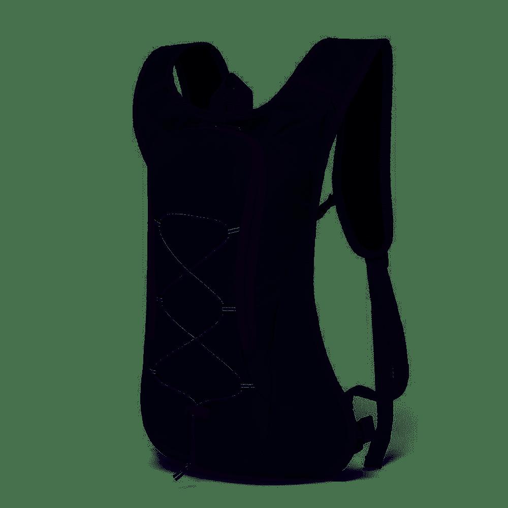 Mochila de Hidratação Promeno 2L - Preto  - REAL ESPORTE