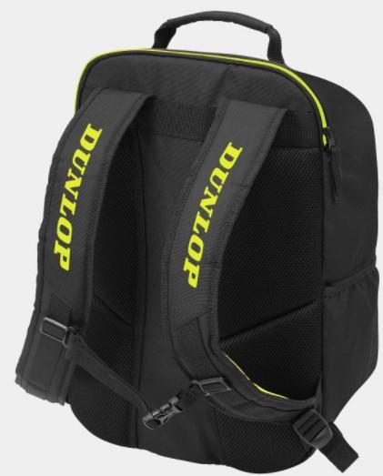 Mochila Dunlop Sx Performance - Preto/Verde  - REAL ESPORTE