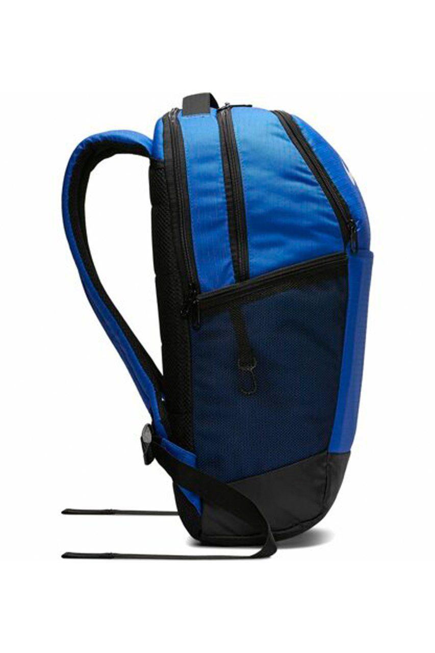 Mochila Nike Brasilia Médium 24 Litros  - Azul   - REAL ESPORTE