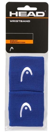 Munhequeira Head Wristband Pequena - Azul  - REAL ESPORTE