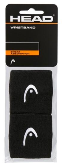 Munhequeira Head Wristband Pequena - Preto  - REAL ESPORTE