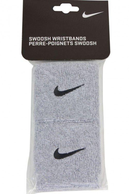 Munhequeira Nike Swoosh Wristibands  - REAL ESPORTE