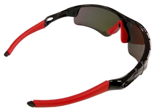 Óculos Ciclista Mask Elleven - Preto  - REAL ESPORTE