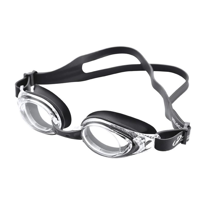 Óculos de Natacão Hammerhead Velocity 4.0 - Preto Lente Transparente  - REAL ESPORTE