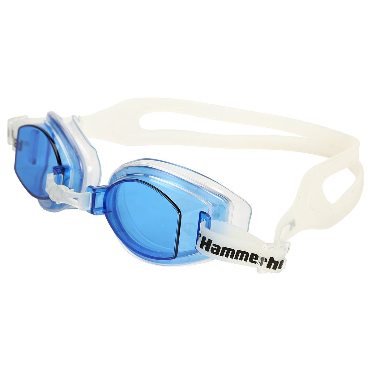 Óculos de Natacão Hammerhead Vortex 1.0 - Azul  - REAL ESPORTE