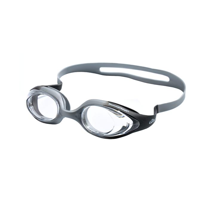 Óculos de Natacão Hammerhead Infinity - Cinza  - REAL ESPORTE