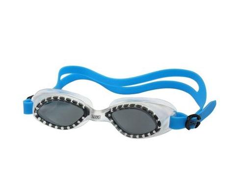 Óculos de Natacão Speedo Legend - Fumê Azul  - REAL ESPORTE