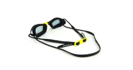 Óculos De Natação Speedo Mariner - Preto/Amarelo  - REAL ESPORTE
