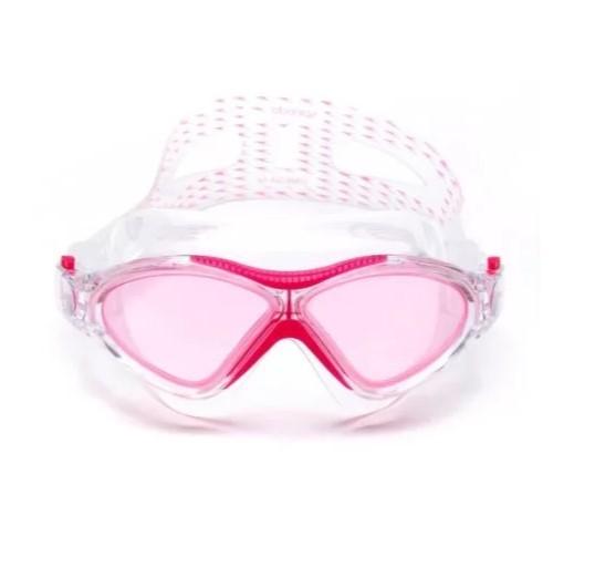 Óculos De Natação Speedo Ômega SF - Rosa  - REAL ESPORTE