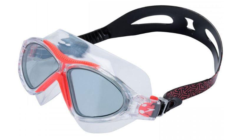 Óculos de Natação Speedo Ômega - Vermelho  - REAL ESPORTE