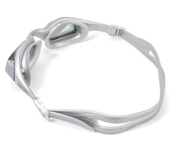 Óculos De Natação Speedo Tempest Mirror - Prata  - REAL ESPORTE