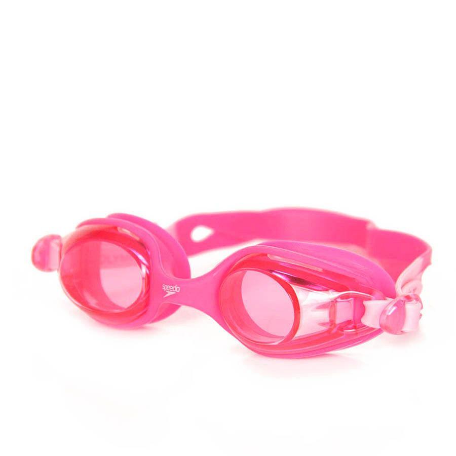 Óculos para Natacão Speedo Jr Olympic Rosa  - REAL ESPORTE