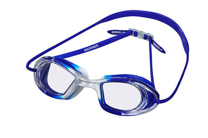 Óculos de Natacão Speedo Mariner Azul  - REAL ESPORTE