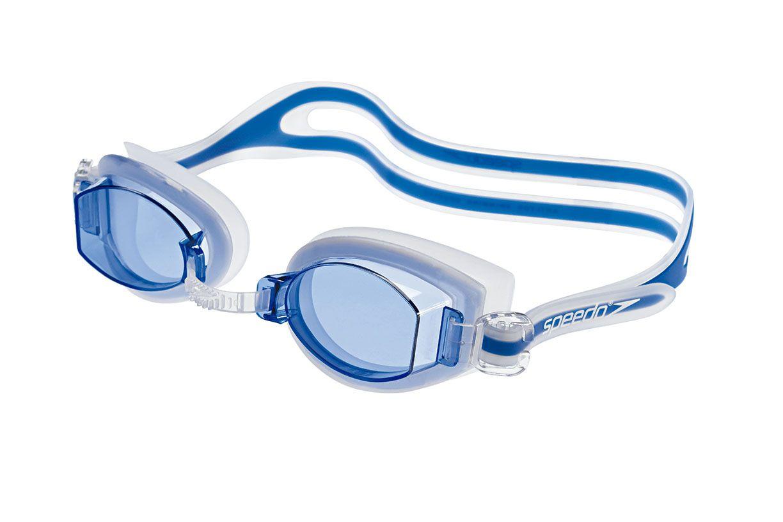 Óculos de Natacão Speedo New Shark - Azul  - REAL ESPORTE