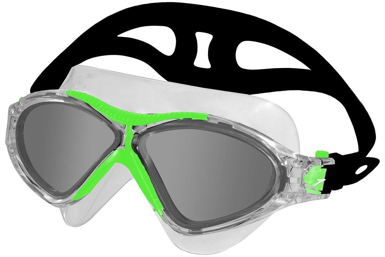 Óculos de Natacão Speedo Omega - Verde  - REAL ESPORTE