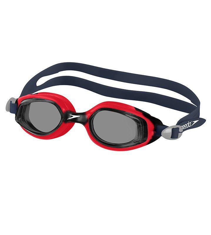 Óculos de Natacão Speedo Smart - Vermelho  - REAL ESPORTE