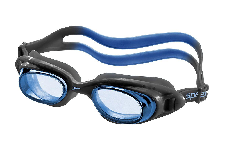 Óculos de Natacão Speedo Tornado - Cinza e Azul  - REAL ESPORTE