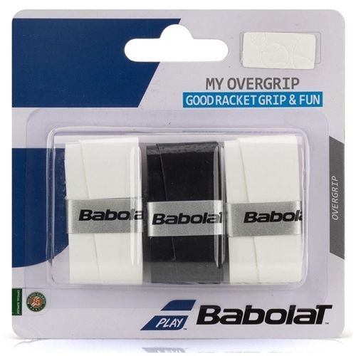 Overgrip Babolat My Overgrip  X3   - REAL ESPORTE