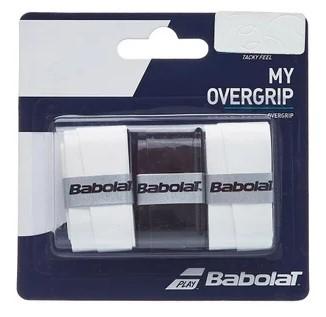 Overgrip Babolat My Overgrip  X3   - REAL ESPORTE
