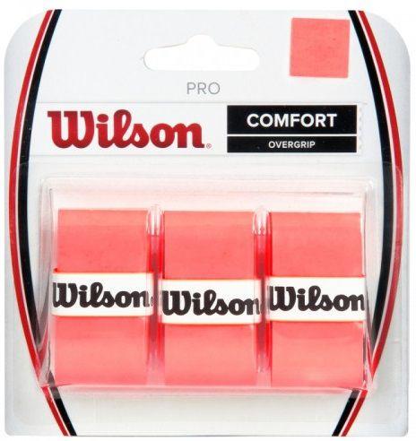 Overgrip Wilson Pro Soft - Salmão  - REAL ESPORTE