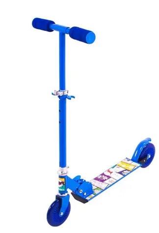 Patinete Radical Bel Sport - Azul  - REAL ESPORTE