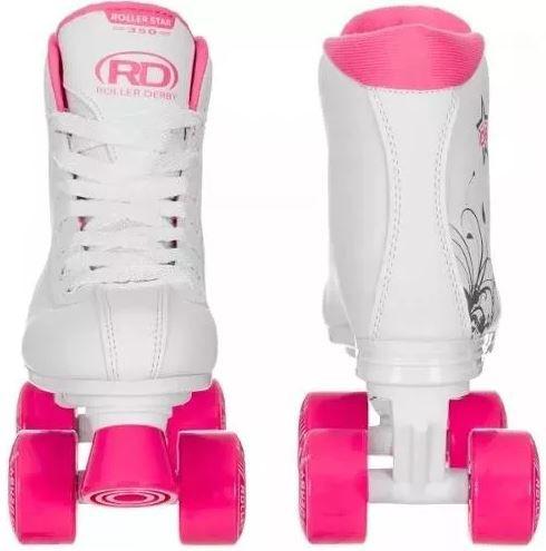Patins Roller Derby Star Girl 350  - REAL ESPORTE