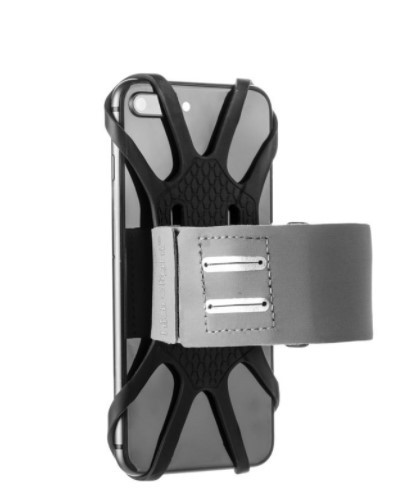 Porta Acessórios de Silicone Hidrolight - Preto  - REAL ESPORTE