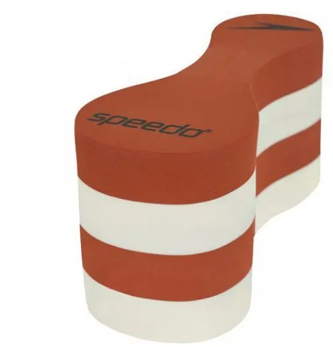 Pullbuoy Classic Speedo - Vermelho/Branco  - REAL ESPORTE