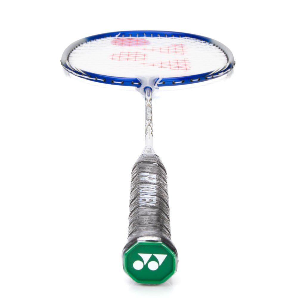 Raquete de Badminton Yonex Muscle Power 2 Branca   - REAL ESPORTE