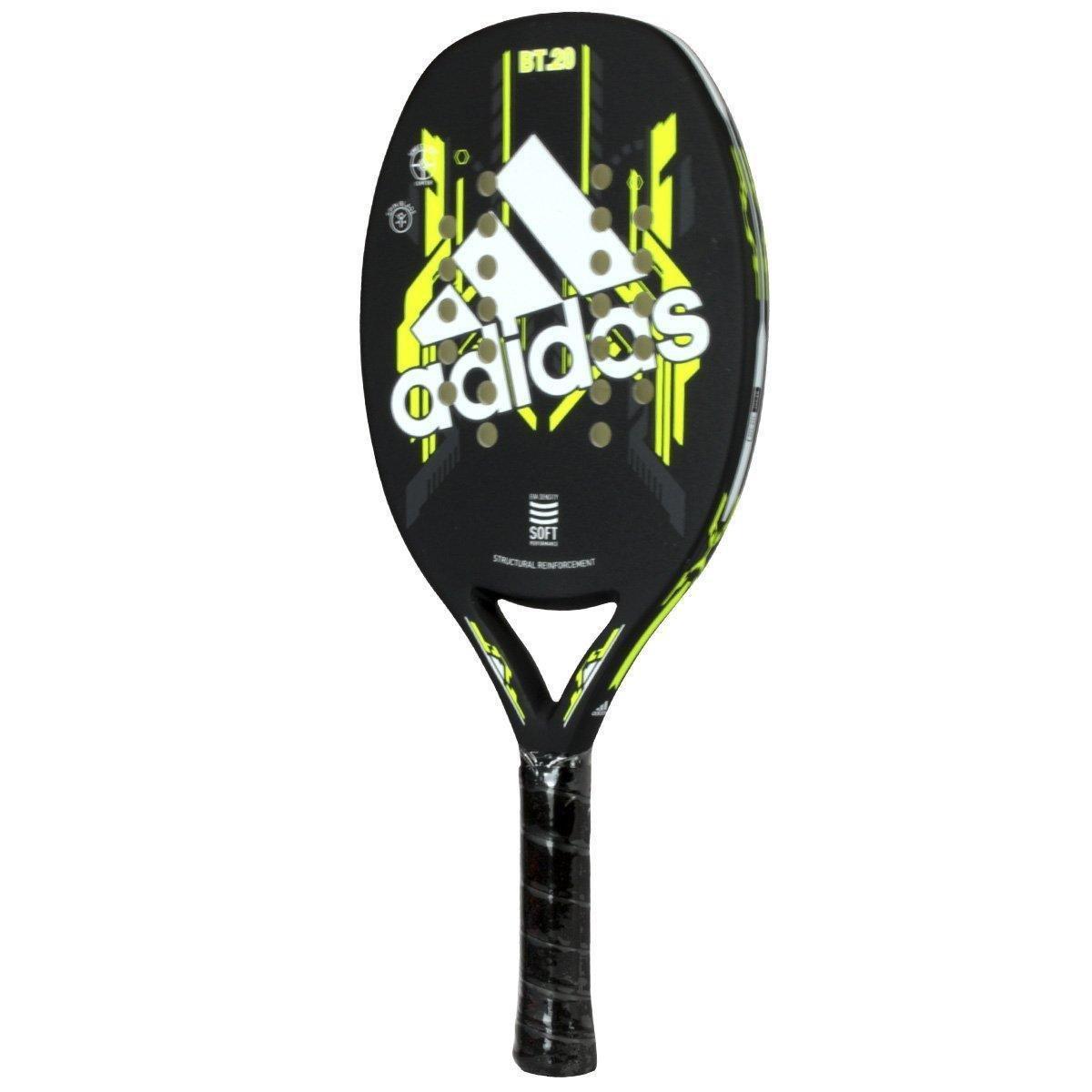 Raquete de Beach Tennis Adidas BT 2.0 - Amarela  - REAL ESPORTE