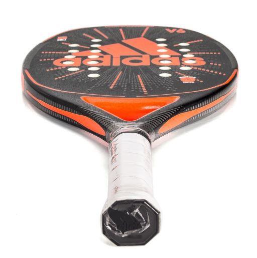 Raquete de Beach Tennis Adidas V6  - REAL ESPORTE