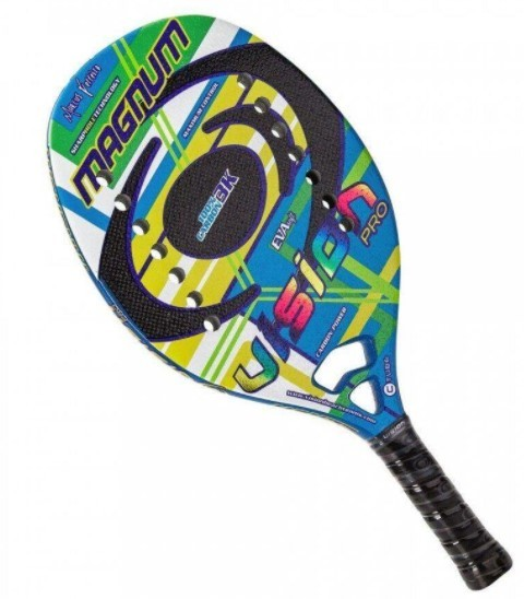 Raquete de Beach Tennis Vision Magnum 2020  - REAL ESPORTE