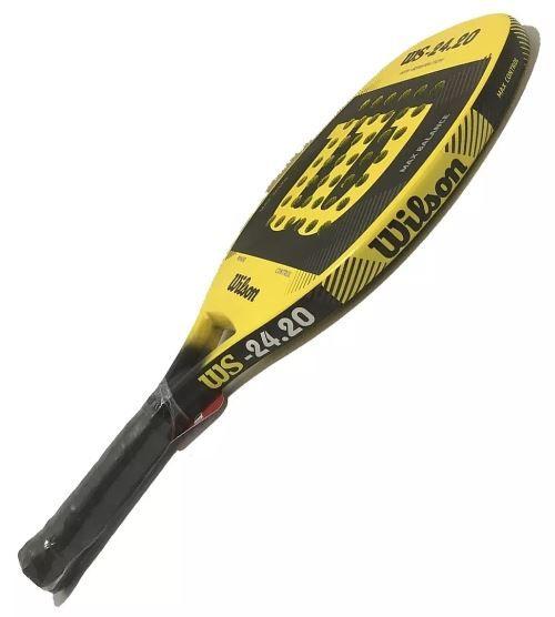 Raquete de Beach tennis Wilson 24.20  - REAL ESPORTE