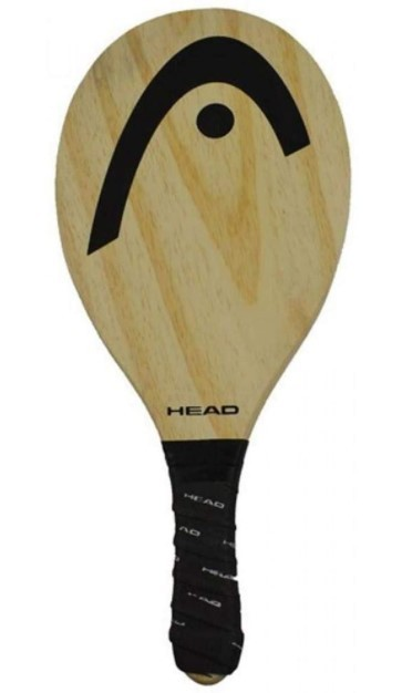 Kit de Frescobol Head 2 Raquetes com Capa + Bola Azul  - REAL ESPORTE