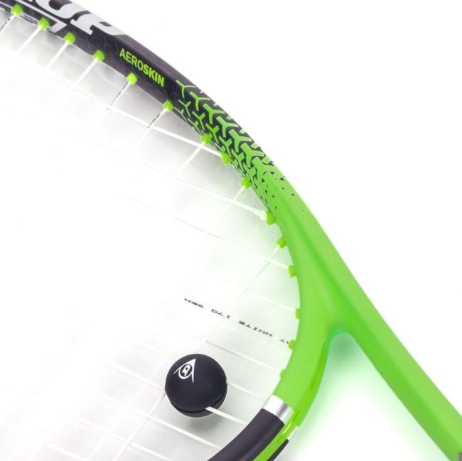 Raquete de Squash Dunlop Precision Elite 2019  - REAL ESPORTE