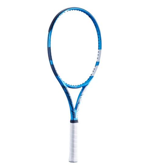 Raquete de Tênis Babolat EVO Drive - Azul/Branco  - REAL ESPORTE
