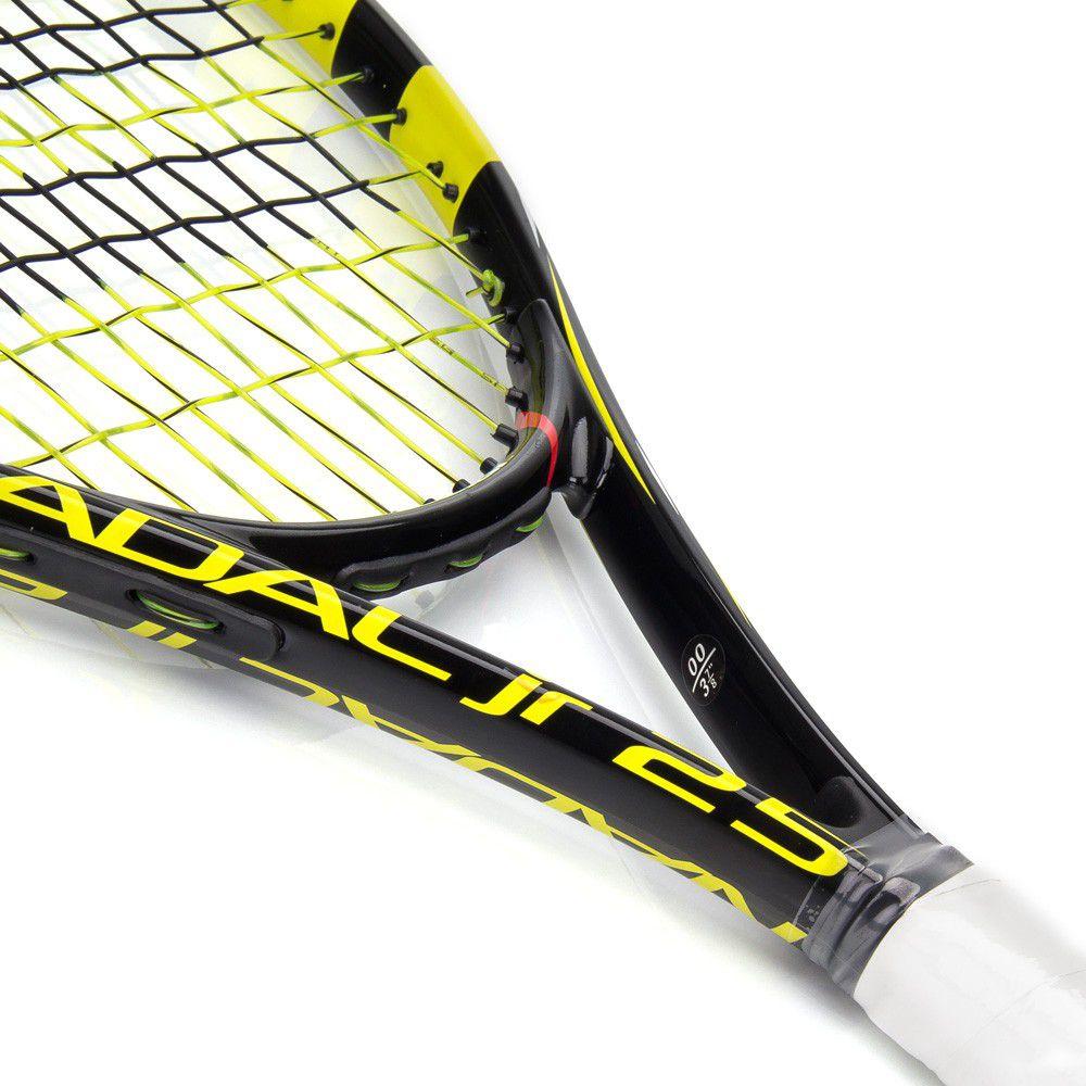 Raquete de Tênis Babolat Infantil Nadal Jr 25   - REAL ESPORTE