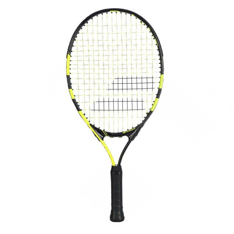 Raquete de Tênis Babolat Infantil Nadal Junior 19 - Verde   - REAL ESPORTE